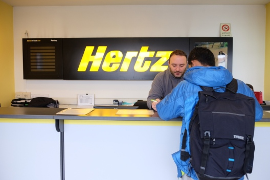 Hertz Venezia