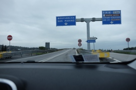 Way to San Marino