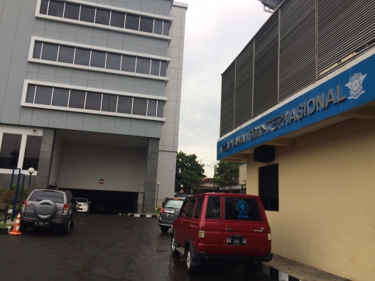 Pelayanan SIM Internasional Mabes Korlantas Polri