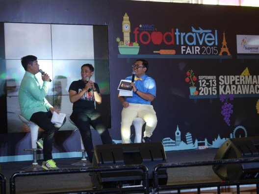 MNC Channels Food & Travel Fair 2015 (September 2015)