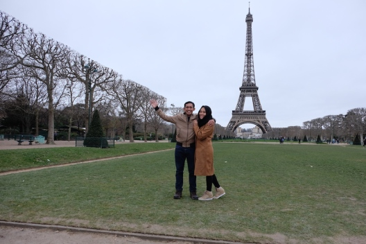 Lover in Paris