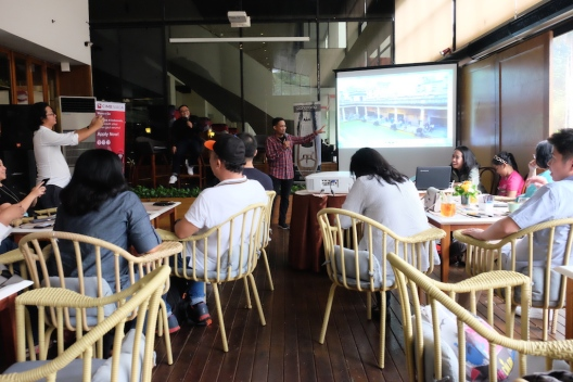 Saturday Talk with Get Lost & CIMB Niaga