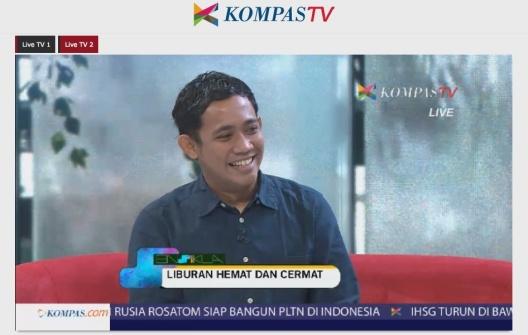Ensikla Kompas TV September 2015