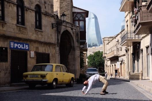 Old Town, Baku, Azerbaijan