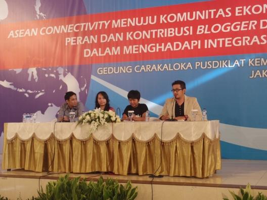 Acara ASEAN Blogger