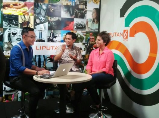Friday Talk liputan6.com Oktober 2015