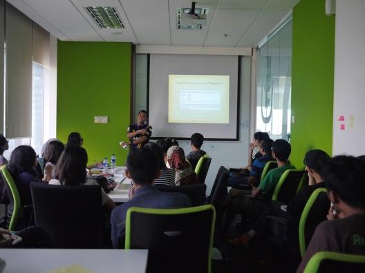 TravelNBlog 1 Jakarta (Juni 2014)