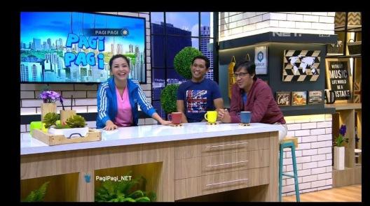 Pagi Pagi NET TV Oktober 2015