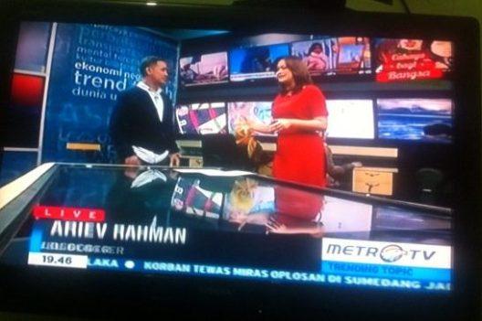 Trending Topic Metro TV Menyambut Musim Liburan Desember 2015