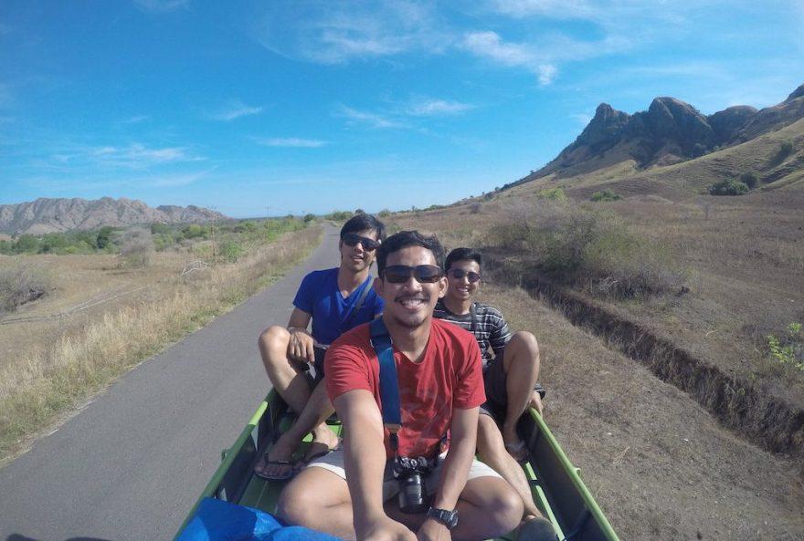 Road Trip Flores