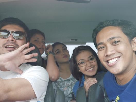 Going to Madura