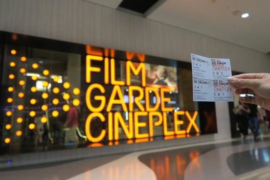 Cineplex Bugis Junction