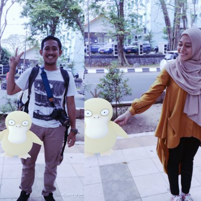 Pokemon Palembang