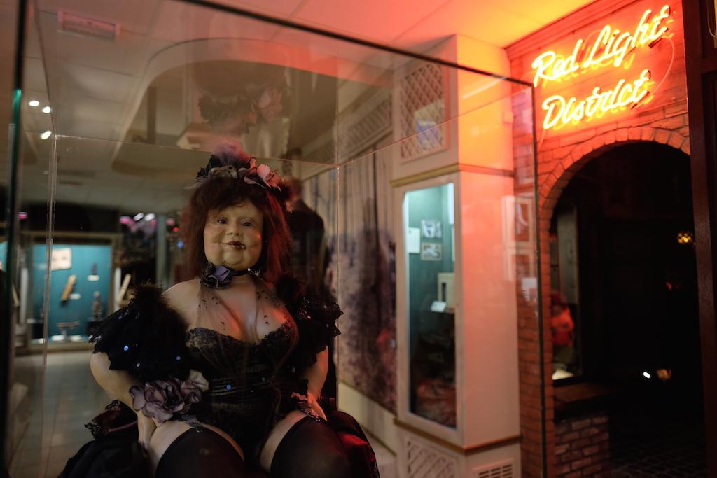 Sex museum amsterdam