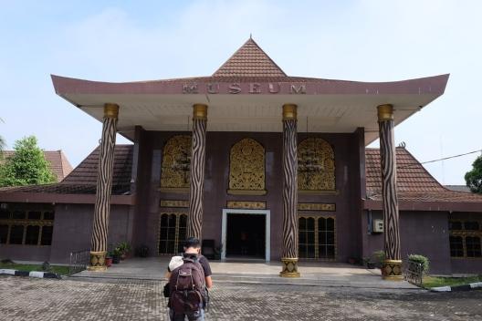 Museum Bala Putera Dewa Palembang