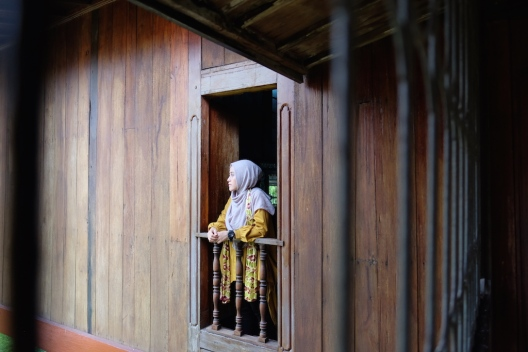 Rumah Limas Museum Bala Putera Dewa Palembang