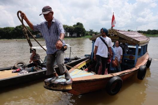 Musi River Tour Palembang