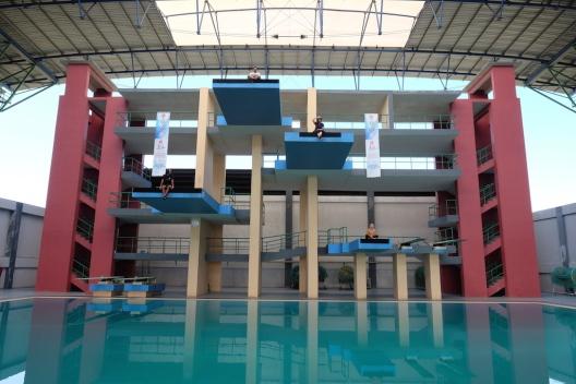 Jakabaring Aquatic Stadium