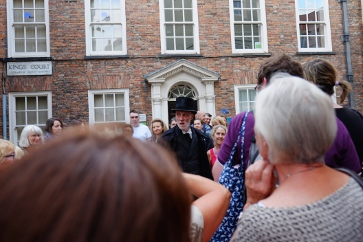 The Ghost Hunt of York