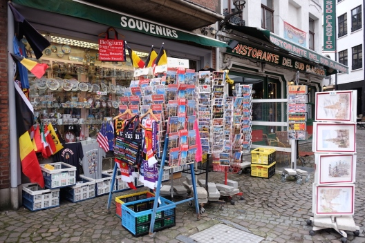 Antwerp Souvenir Shop