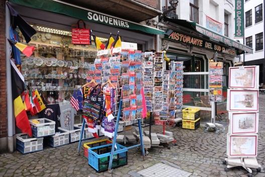 Antwerp Souvenir Shop