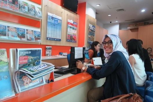 Dwidayatour Grand Indonesia