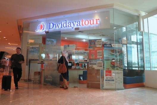 Dwidayatour Grand Indonesia