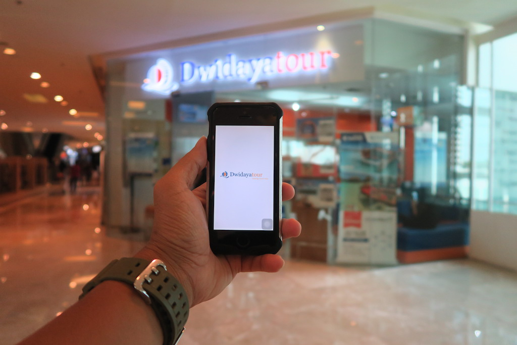Review Mobile Application Dwidayatour: All In One Travel Solution