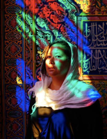 Trinity Traveler in Iran