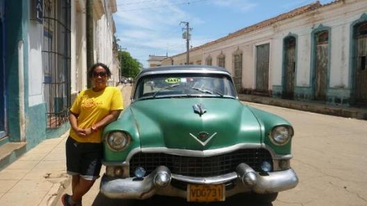 Trinity Traveler in Cuba