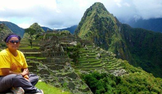 Trinity Traveler in Peru