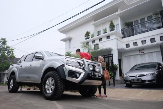 Nissan Navara Bandung