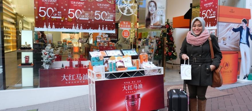 Tips dan Panduan Belanja Kosmetik (Skin Care) di Myeongdong Korea Selatan c01d993f7e