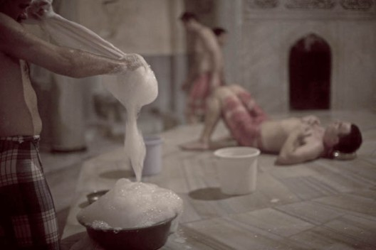 Çemberlitas Haman baño turquo