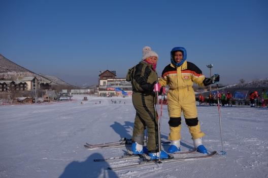 Ski at Badaling