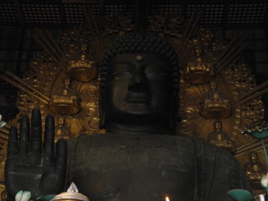 Big Buddha Nara