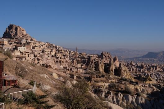 Uchisar Village Cappadocia