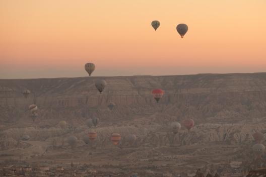 Sunrise Cappadocia