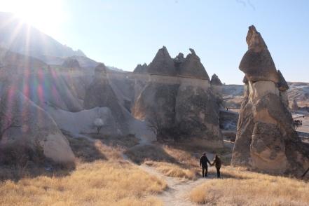 Monk Valley Cappadocia