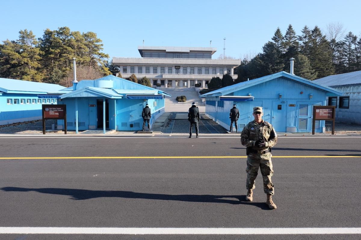 Mengintip Perbatasan Korea Selatan Dan Korea Utara Backpackstory