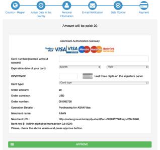 e-Visa Azerbaijan