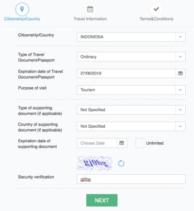 e-Visa Georgia