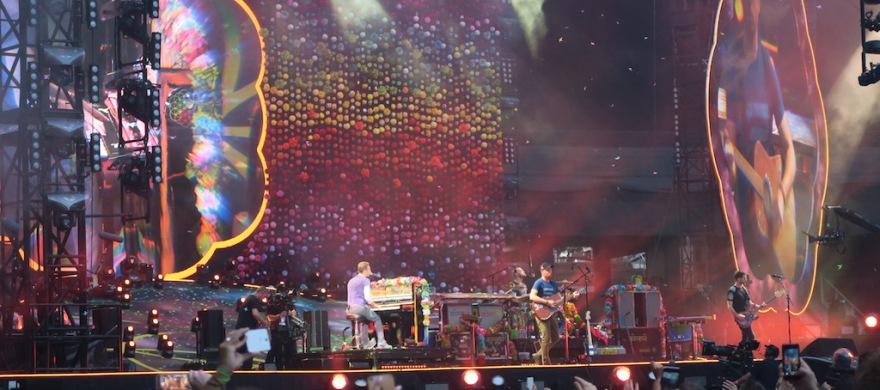Coldplay Paris