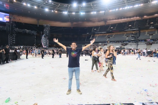 Coldplay Paris