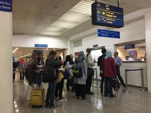 Loket Pendaftaran Visa Iran
