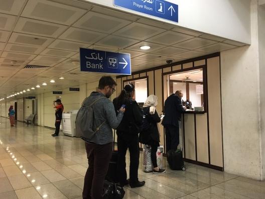 Pembayaran Visa Iran