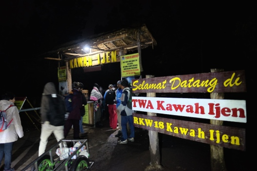 Welcome to Kawah Ijen