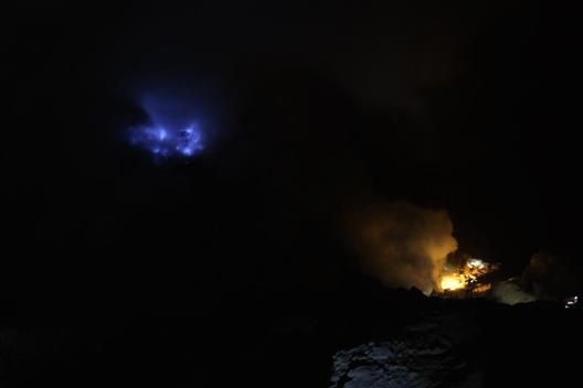 Api Biru Ijen