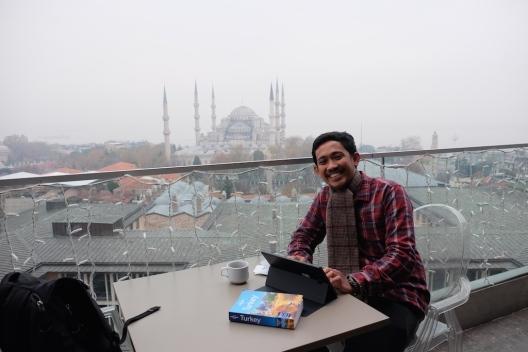 Blogging in Istanbul