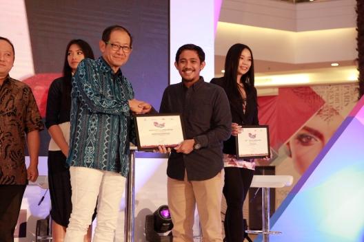 With Pak Hermawan